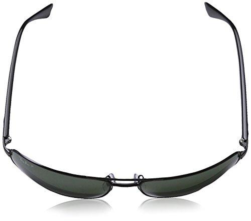 Ray Gafas Negro Ban 64 de sol r7Arw5q