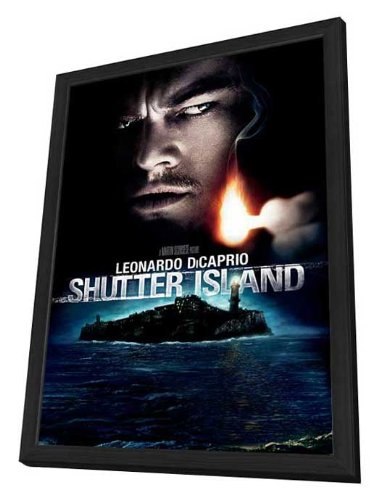 Shutter Island - 27 x 40 Framed Movie Poster by Movie Posters