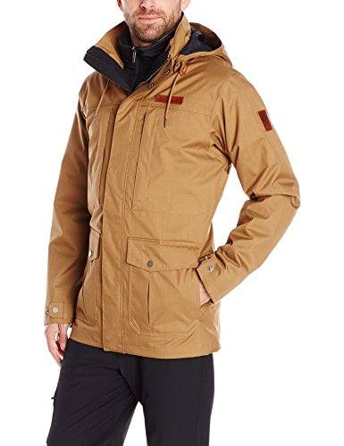Pine Hooded Jacket - 1