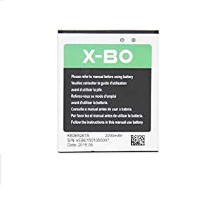 X BO Battery For Mobile Phones - KB365261A