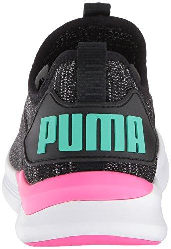 Evoknit Pink biscay Scarpe Wn's Black Donna Running Ignite knockout Flash Green Puma qzSnEZHH