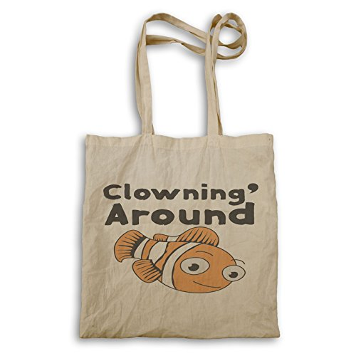 INNOGLEN clowning around bolso de mano ee253r