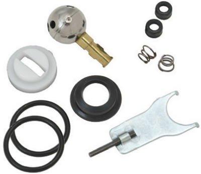 Brass Craft Service Parts SL0116 Delta Lavatory Sink/Tub & Shower Repair Kit
