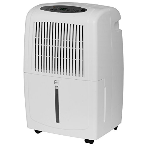Price comparison product image Perfect Aire 1PED50 50 Pint Energy Star Dehumidifier,  3, 000 Sq. Ft. Coverage