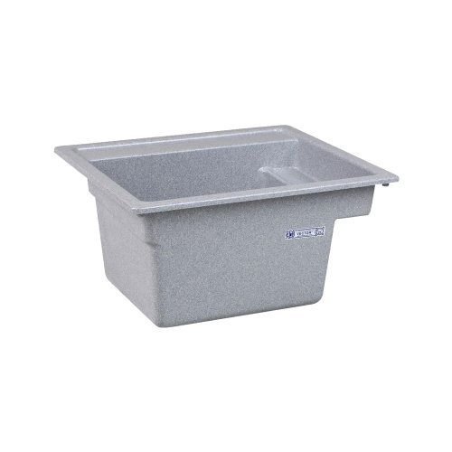Mustee 25TW Vector Multi Task Sink, 22-Inch x 25-Inch, Twilight by Mustee