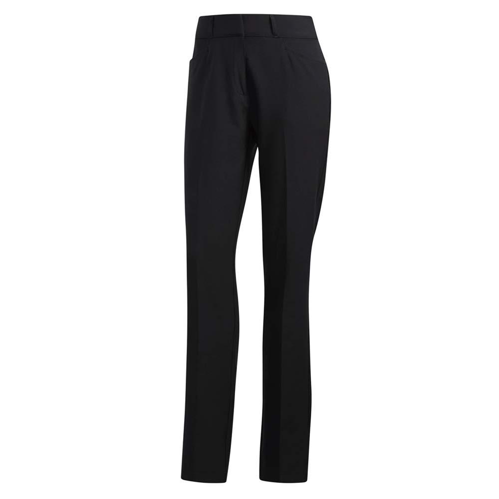 adidas Golf Full Length Pant, Black, 12 by adidas
