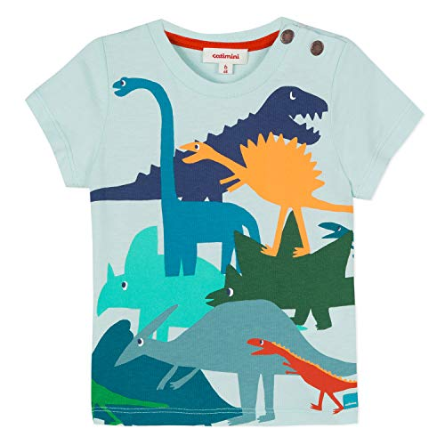 Catimini Super Dinosaurs Graphic Print Tee (2)
