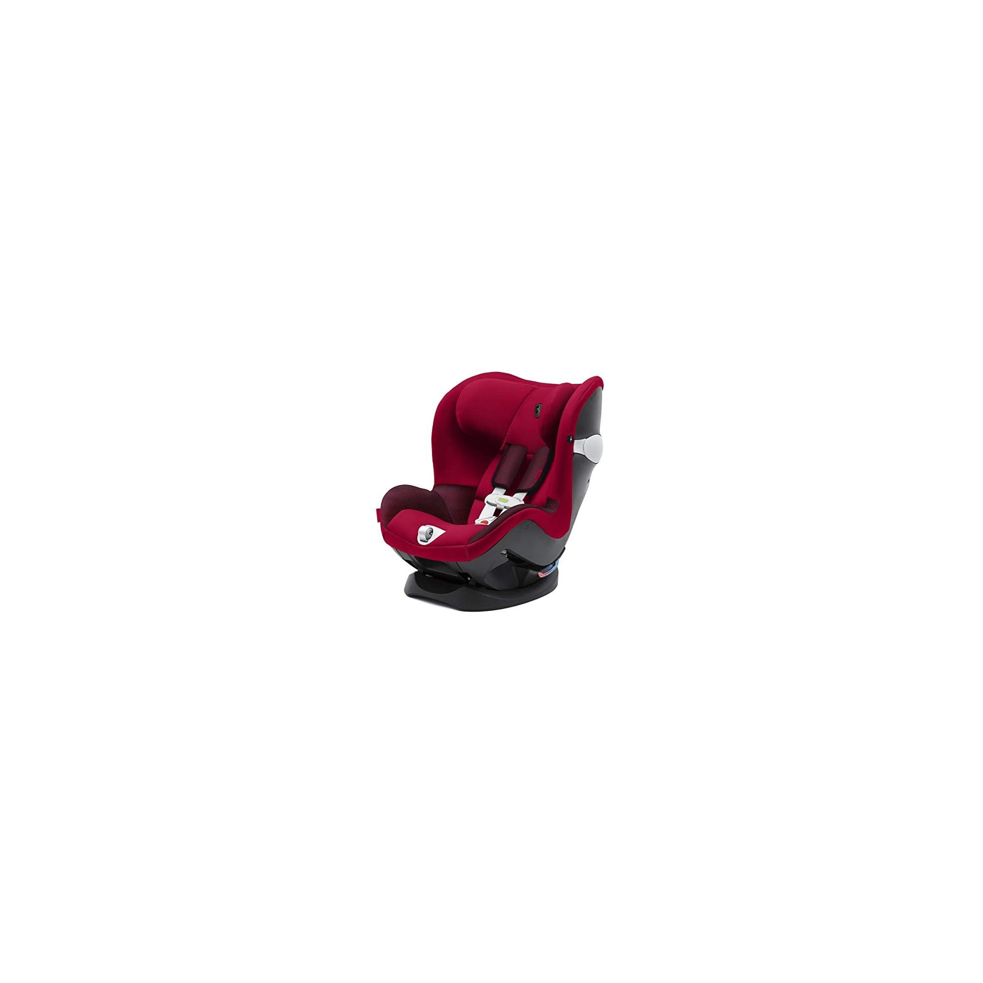 CYBEX Sirona M Sensorsafe 2.0 Convertible Car Seat, Racing Red