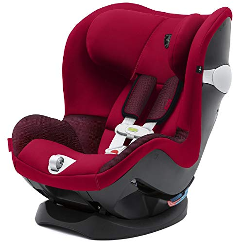 CYBEX Sirona M Sensorsafe 2.0 Convertible Car Seat, Racing Red
