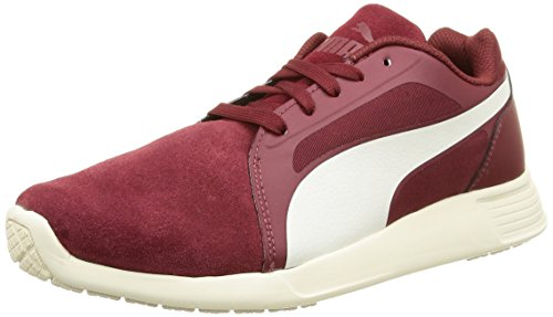 whisperblanc Evo Puma Baskets St Trainer cabernet Sd Rouge 4x17q