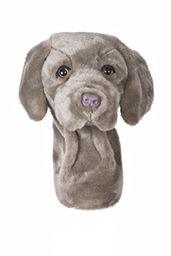 Lab Headcover Club Golf - Oversized Weimaraner Golf Head Cover