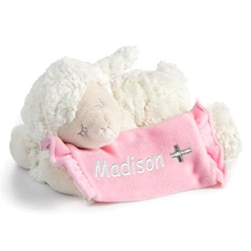 Personalized Baptism Gift Down Sleep product image