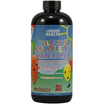 Amazon Com Vitamin Shoppe Liquid Children S