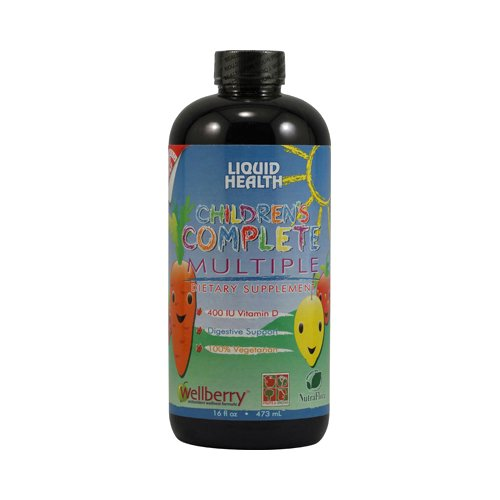 Liquid Health Products Children's Complete Multiple, 16 Fluid Ounce
