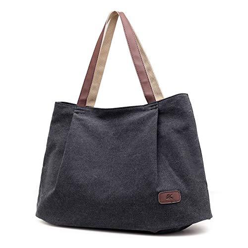 Black Croix Bag Fourre Les Toile Dadongll De Beach Haut La Sac Body Sacs Épaule Shopping Tout Occasionnel En TPpqa