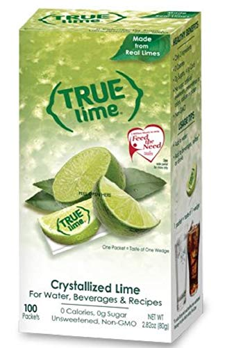 True Lime Bulk Dispenser Pack, 100 Count (2.82oz)