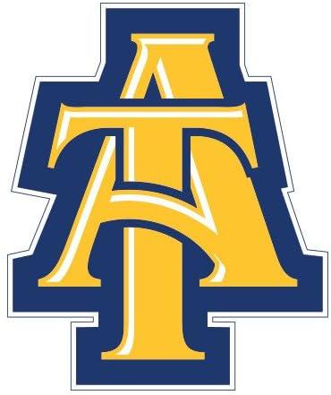CollegeFanGear North Carolina A/&T Large Magnet NC A/&T Aggies