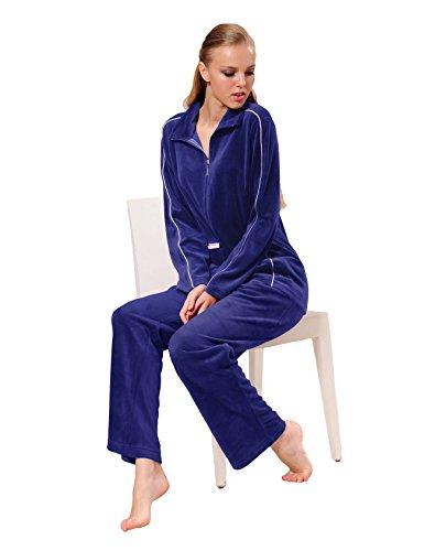 Raikou - Pijama - para mujer Azul Real 36/38
