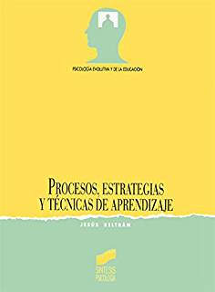 Procesos, estrategias y técnicas de aprendizaje (Síntesis psicología. Psicología evolutiva y de la