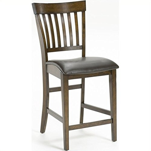 Hillsdale Furniture 4232-822 Arbor Hill Counter Stools, Colonial Chestnut ()