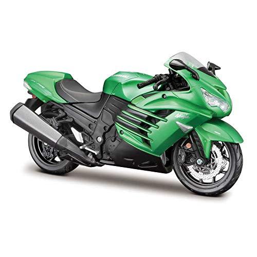 Tobar M39197 1:12 AL Motocicletas Kawasaki Ninja ZX-14R ...