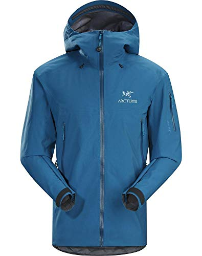 Adventure Extreme Weather Jacket - Arc'teryx Men's Beta SV Jacket Howe Sound X-Small