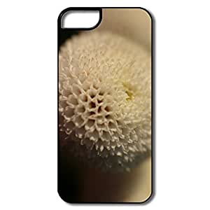 Perfect Soft White Flower Case For IPhone 5/5s