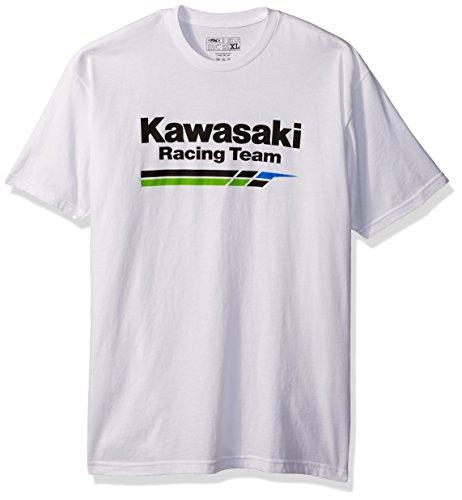 Factory Effex (18-87116) Racing T-Shirt (White, - Racing Factory T-shirt