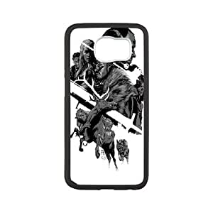 Samsung Galaxy S6 Cell Phone Case Black Game Of Thrones Art 2 BNY_6953316