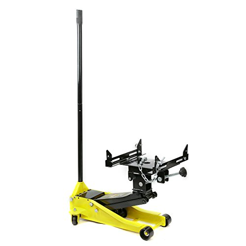 Xtremepowerus 1 2 ton transmission hydraulic floor jack for Floor jack parts