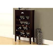 Monarch Specialties Wine Rack for 16 Bottles