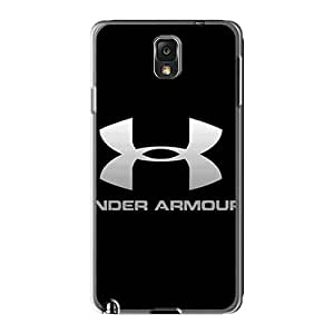 Samsung Galaxy Note 3 Jcb1948oUcO Allow Personal Design Trendy Under Armour Pattern Excellent Hard Phone Cover -icase88