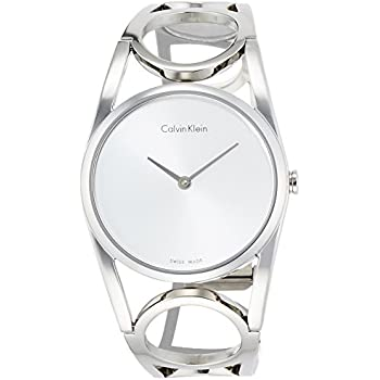 Calvin Klein Round Womens Quartz Watch K5U2M146