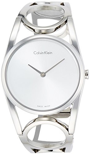 Calvin Klein Round Women's Quartz Watch K5U2M146