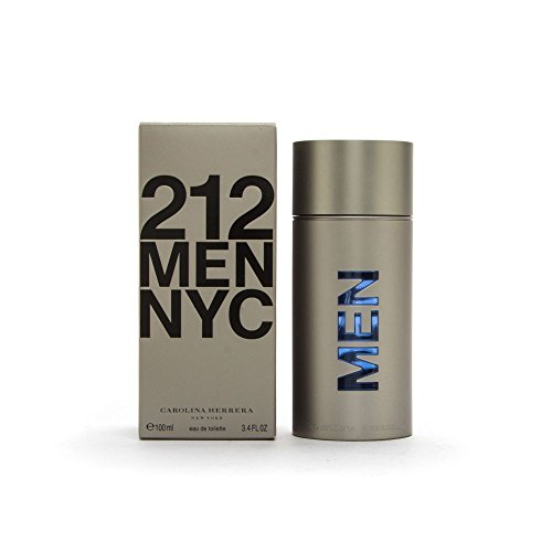 Men Cologne 212 For - Carolina Herrera 212 By Carolina Herrera For Men. Eau De Toilette Spray, 3.4 Fl. Oz