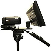 Press Box Tripod for Sony Camcorders