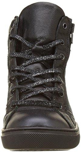 Pataugas Kay/S, Sneaker a Collo Alto Donna Nero (Noir)
