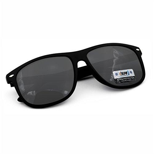Fashion Modello Nera Nero Specchiato Isurf Lente Miami Da Sole Lucido Marca Outfit Moda Occhiali p0RwSx