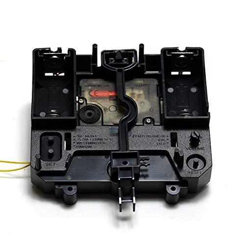 MidOr007 Clock Kit for Pendulum Power Silent Movement with Music Box Plastic Quartz Mechanism with Hands DIY Clock Accessory Kits