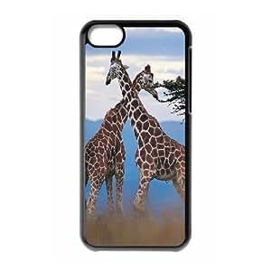XiFu*Meiipod touch 4 Case, Elegant Design Giraffes Case for ipod touch 4XiFu*Mei
