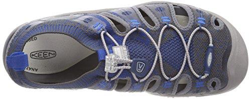 Bleu Skydiver Randonnée Steel Homme Evofit Skydiver Grey One de Keen Steel Sandales Grey P0YqHwwI