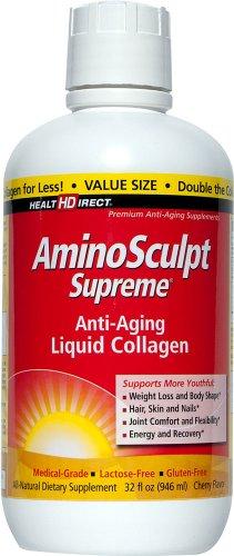 Saveur Santé Direct AminoSculpt suprême cerise 32 fl oz