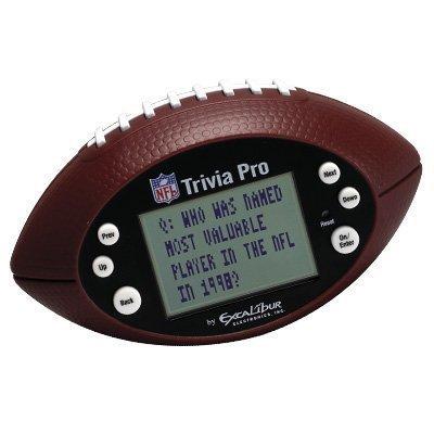Excalibur 330-CS NFL Trivia Pro ()