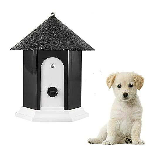 Vooo4cc Anti Barking Device Ultrasonic Dog Bark Deterrent Waterproof Barking Control