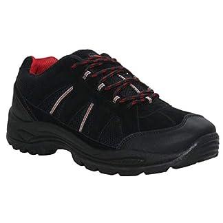 Mens DEK Breathable Mesh Lace up Trek Trail Hiking Outdoor Trekking Boots Shoes UK Sizes 7-12 7