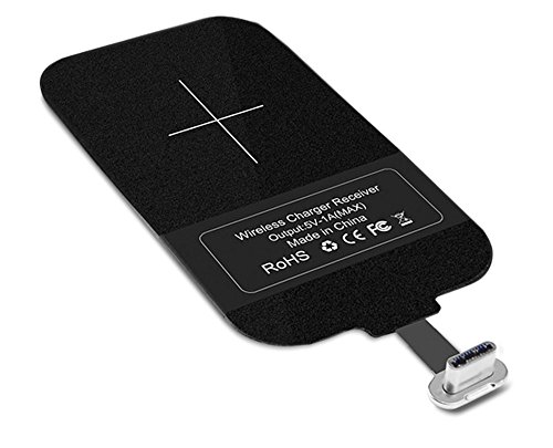 - Nillkin Magic Tag Qi Wireless Charger Receiver Chip for USB Type-C Small Cellphones like Google Pixel/Nexus 6P (Type-C short version)