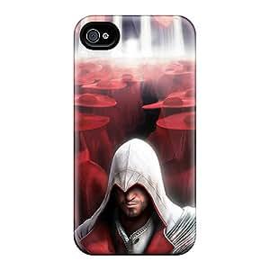 TimeaJoyce Iphone 6 Bumper Hard Phone Cover Unique Design Beautiful Assassins Creed Pattern [fbW16010WpoB]