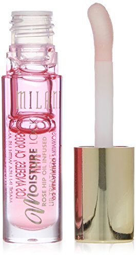 Milani Moisture Lock Oil Infused Lip Treatment, Conditioning Grapeseed, 0.10 Ounce