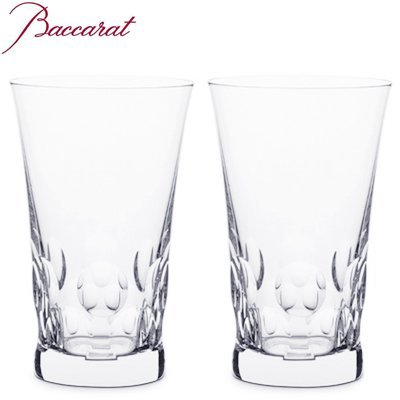 Baccarat Beluga highball ( pair) 2104-389 [ parallel import goods ]