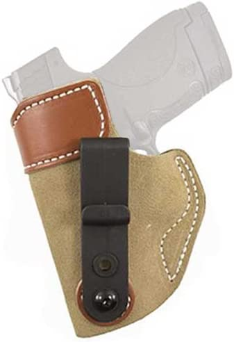 DeSantis Gunhide and W Shield of-Tuck Small of Back Holster